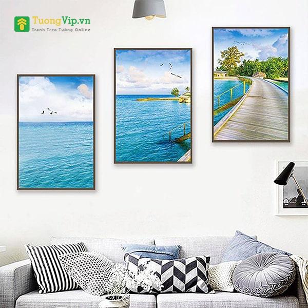 tranh canvas treo tường
