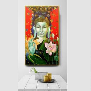 Tranh Treo Tường Phật Pháp Thanh Tịnh