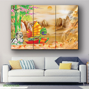 Tranh Treo Tường Thuận Buồm Xuôi Gió 19