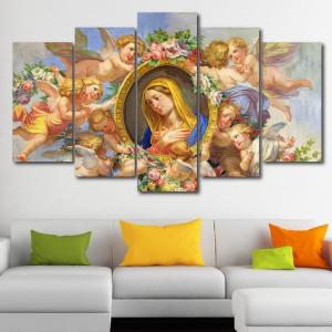 Tranh Treo Tường Đức Mẹ Maria 3