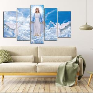 Tranh Treo Tường Đức Mẹ Maria 9