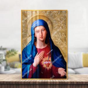 Tranh Treo Tường Đức Mẹ Maria 7