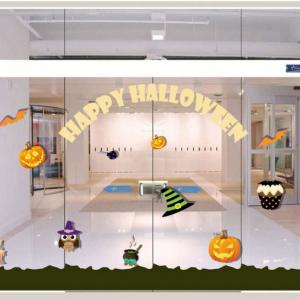 Combo Decal Trang Trí Halloween Rùng Rợn 11