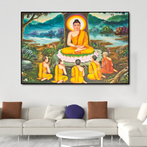 Tranh Treo Tường Đức Phật 9