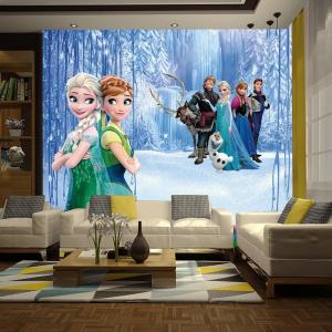 Tranh Dán Tường Elsa