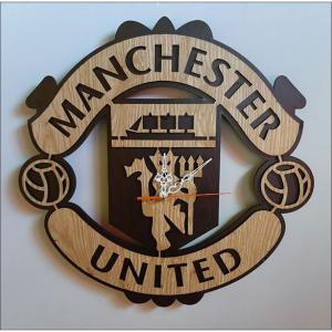 Đồng Hồ Treo Tường Manchester United