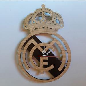 Đồng Hồ Treo Tường Real Madrid