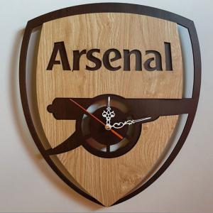 Đồng Hồ Treo Tường Arsenal