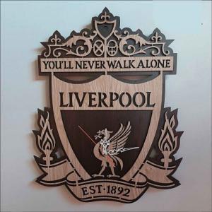 Đồng Hồ Treo Tường Liverpool