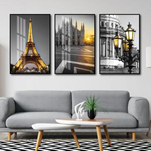 Tranh Treo Tường Tháp Eiffel 2
